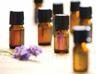 100% reine zertifizierte Ätherische Öle von dōTERRA®