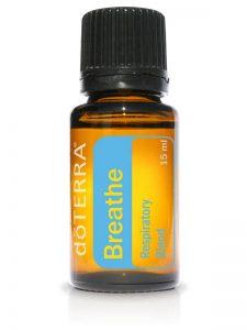 Breathe – ätherische Ölmischung für die Atemwege von dōTERRA®