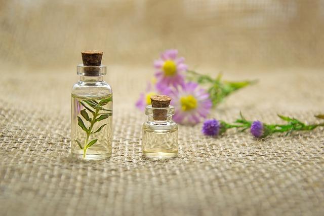 Aromatherapie - ätherische Öle