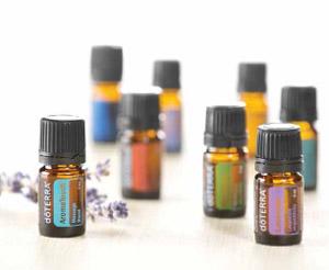 Aromatheraphie - ätherische Öle von doTERRA