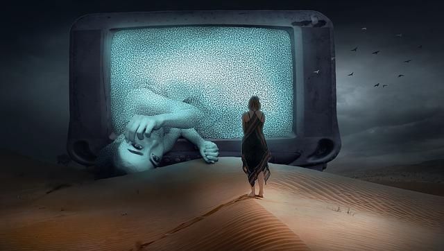 Entscheidung - Schmeiß den Fernseher raus uns lebe deine Wahrheit