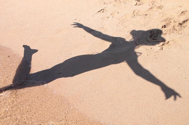 Schatten-Licht Tanz